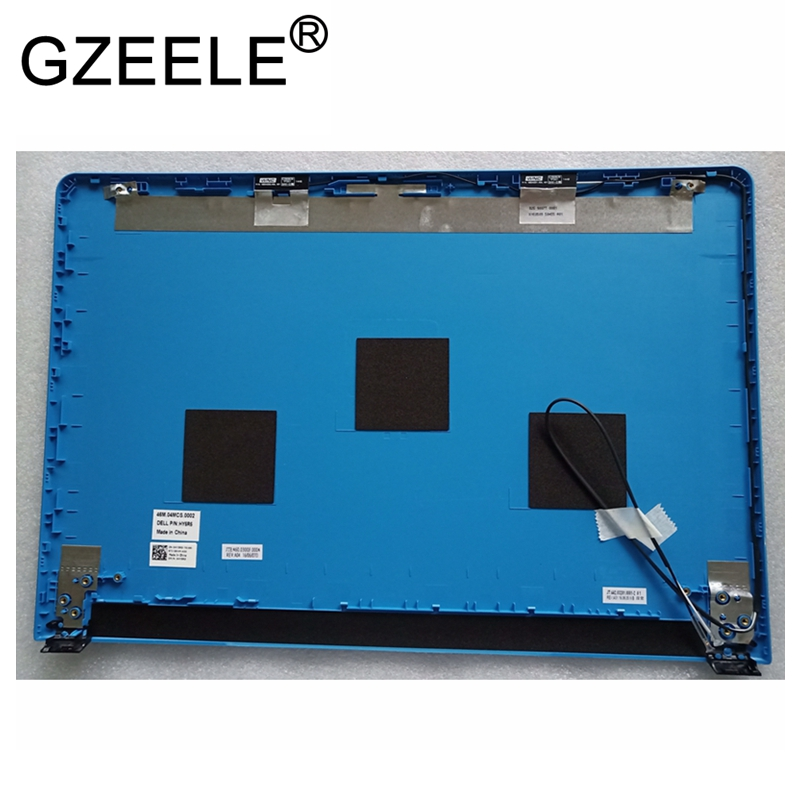GZEELE NEW LCD TOP cover For DELL inspiron 15 3558 3559 3552 15-3558 15-3552 15.6 LCD Back Cover Lid Top Assembly GZEELE NEW LCD TOP cover For DELL inspiron 15 3558 3559 3552 15-3558 15-3552 15.6 LCD Back Cover Lid Top Assembly