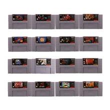 16 бит NTSC Chrono триггер видеоигры картридж Консоли Карты Английский язык версия США(можно сохранить
