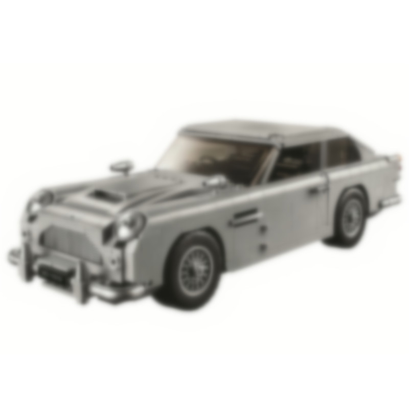 City Creator James Bond Aston Martin DB5 Building Blocks Kit Bricks Set Classic Model Toys Gift Compatible Legoings серьги silver wings 220041 32 197