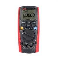 Умный Цифровой мультиметр блок DC/AC Вольт измеритель тока ручной Амперметр Ом диод Емкость тестер 40000 Multitester