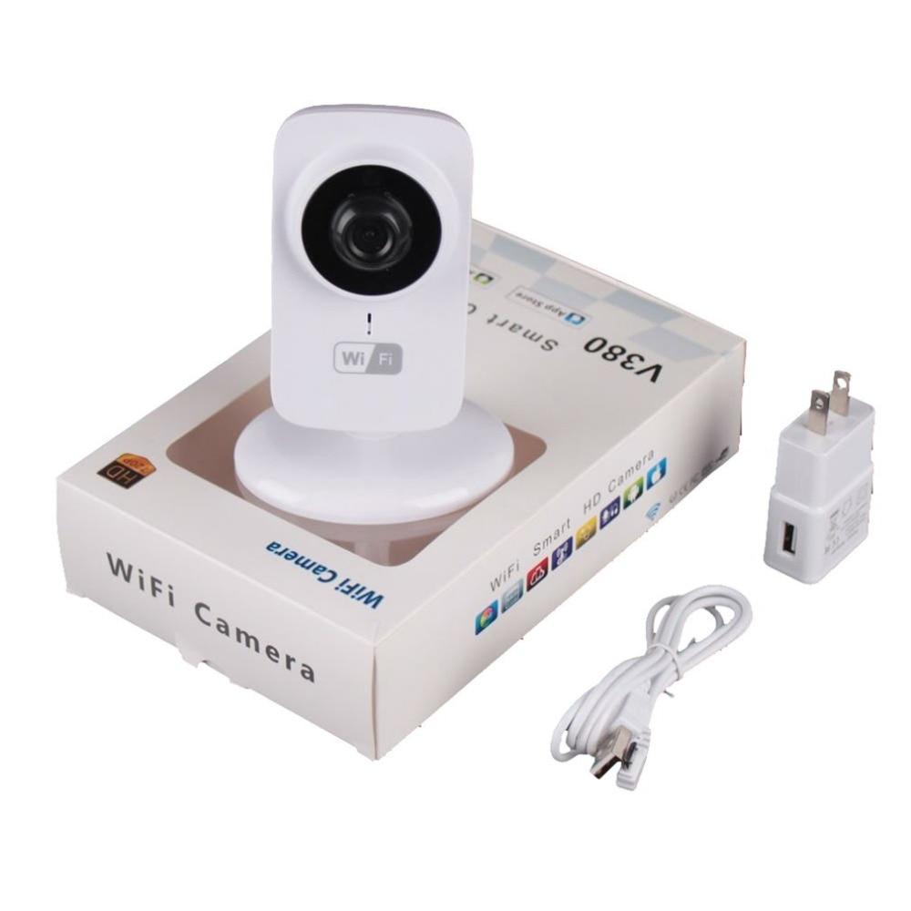 цена на Mini IP WIFI Camera Home Safety Two-way Audio Wireless CCTV Security Camera Surveillance Monitor Support 64GB TF Card