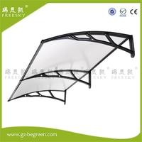 YP60160 60x160cm 60x240cm 60x320cm Freesky Home Garden Overhead Door Canopy Polycarbonate Awning