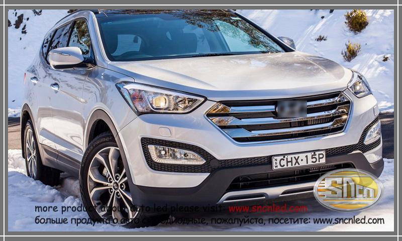 Hyundai Santa Fe 2013 -10