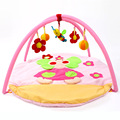 Cotton Soft Baby Bee Toy Baby Kids Play Mats Indoor Baby Sports Crawling Pad Musical Activity Gym Play Blanket