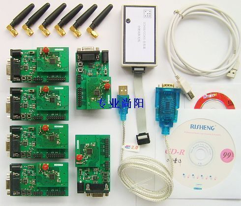 CC2431ZigBee positioning development kit CC2431 wireless positioning system core module [package] zigbee cc2530 wireless transmission module rs485 to zigbee board development board industrial grade