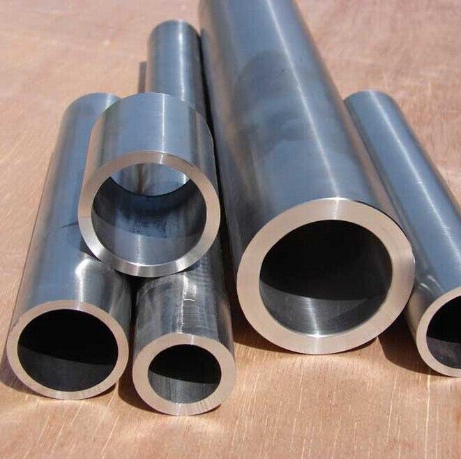 OD 40mm ID 34mm 500mm longueur titane tuyau d'échappement titane alliage tube et raccords toutes les tailles en Stock