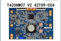 T420HW07 V2 CTRL BD 42T09-C04 Logic board für/verbinden mit LE32N01 T-CON connect board
