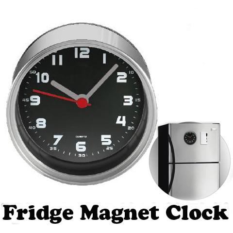 Epacket Shipment Analog Watches Can Clocks Metal Desktop