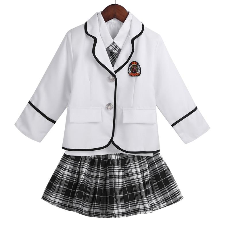 a65ece0eb0d1 Freebily Boys School Uniform Long Sleeve Oxford Shirt with Necktie and  Bowtie Set Button-Down Shirts
