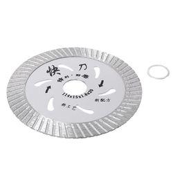 105mm 4 inch Ultradunne Diamant Turbo Zaagblad Keramische Tegel Graniet Cutter Disc Snijgereedschap Zaagblad