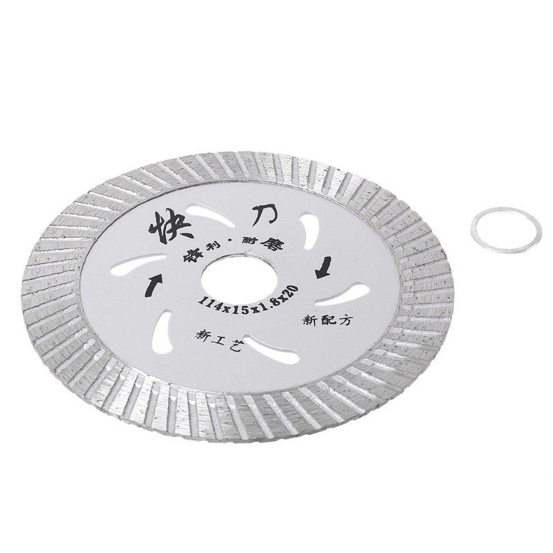 105mm 4inch Ultrathin Diamond Turbo Circular Saw Blade Ceramic Tile Granite Cutter Disc Cutting Tool Saw Blade