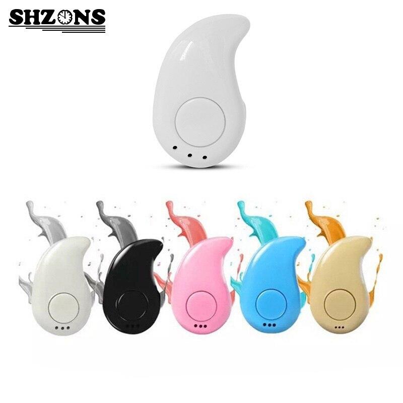 S530 Mini Wireless Earphones 50mAH Bluetooth Earphone Headphones With Microphone Bluetooth Handsfree Bluetooth Headset Earphones