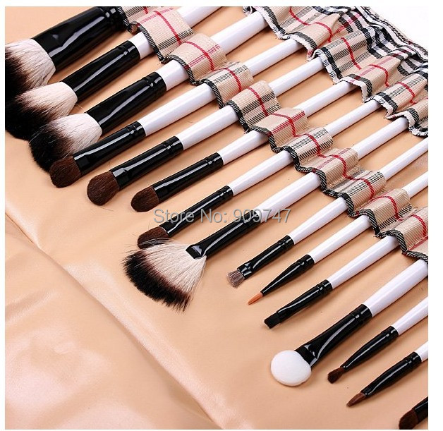 20 pcs Professional Cosmetic Makeup Brush Set eyeliner eyeshadow foundation brush kits Daily Foundation Powder Lending Pencil отсутствует bank lending