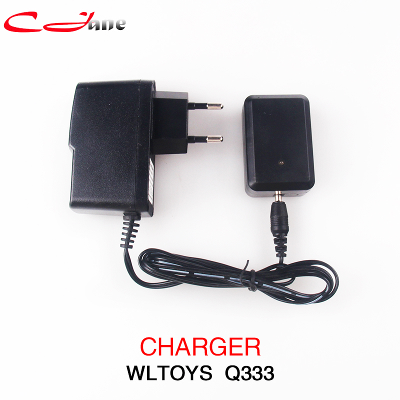 Q333 RC four-axis aircraft parts UVA 7.4 V lithium battery charger Units balanced charging socket Wltoys helicopter accessories four axis aircraft lithium battery accessories for udi u842 u842 1 u818s helicopter 3pcs battery and 6 in 1 charger