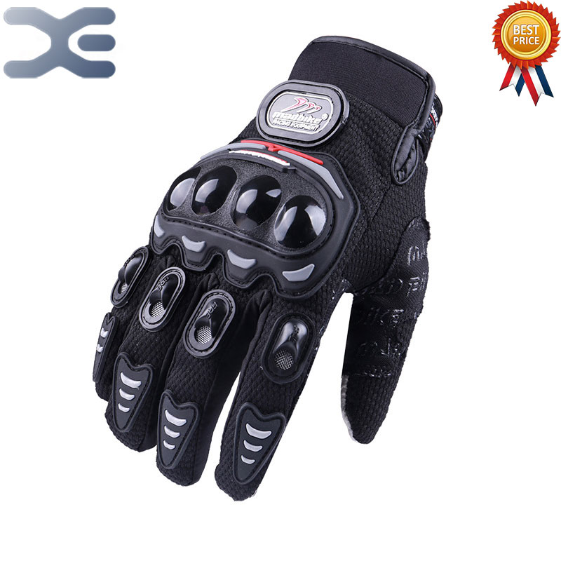 Mountain Motocross Gloves Outdoor Riding Gloves Full Finger Touch Screen Protective Gloves
