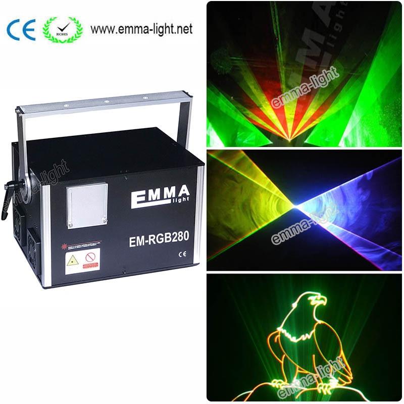 US $1560 0 |Multi color lazer rgb 6w cartoon projector ILDA DMX dance party  pub music dj disco bar laser effect stage Lights Show-in Stage Lighting