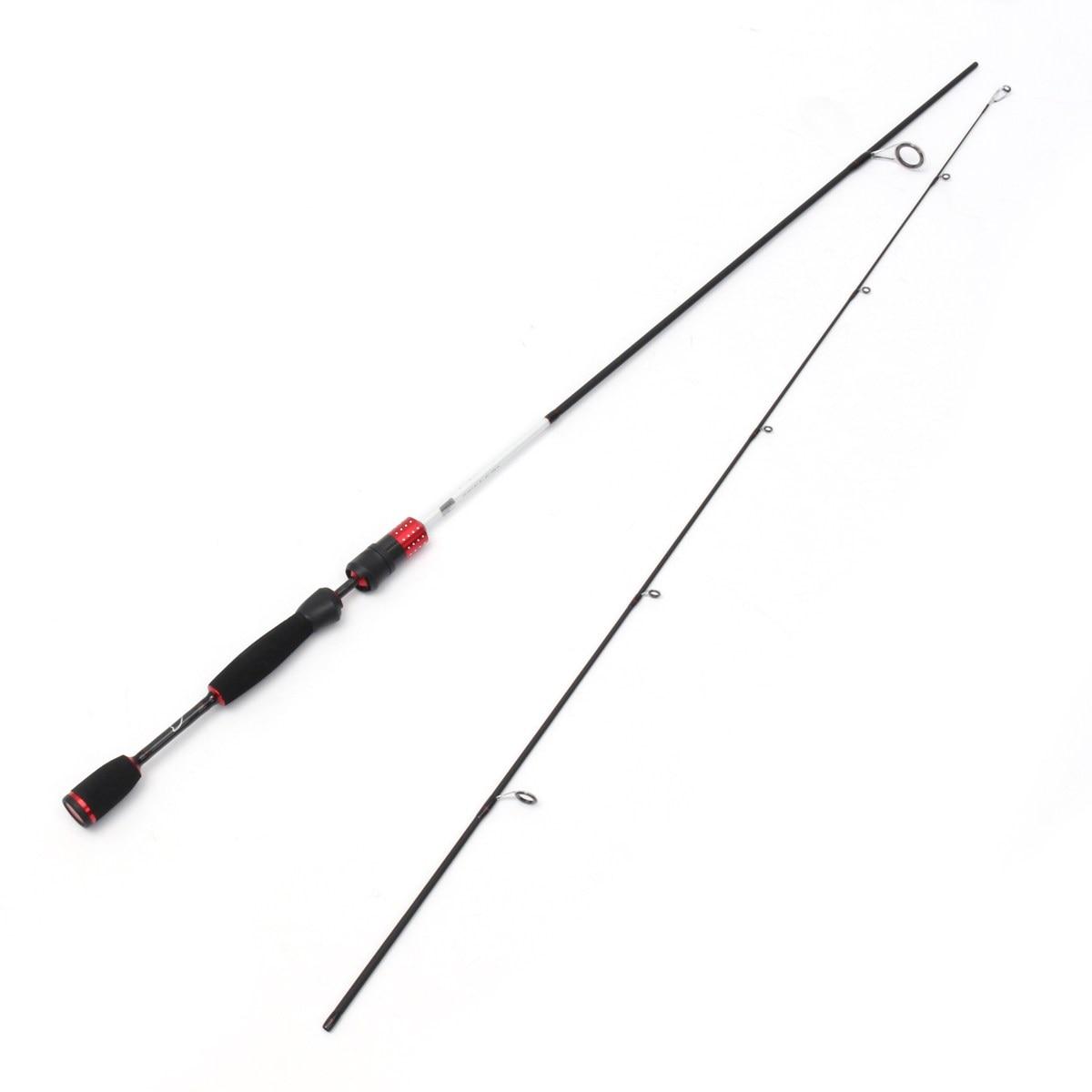 Bobing Gong-Ji 1.8m Carbon Fiber 2 Section Lure Rod Carp Spinning Casting Fishing Rod Pole 1-5g Lure 2-6lb Line Capacity L Power okuma genuine brake renault c3 1 83 m 1 98 m 2 13 m m tune grips road asia rod fishing rod inserted section pole