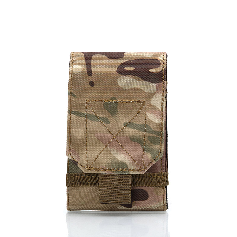 Molle System Mobile Phone Bag Mobile Phone Bag Convenient To Carry Comfortable Shock Absorption Anti-skid Very Good Protection