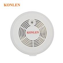 Детектор угарного газа CO и дым датчик Пожарной Сигнализации комбинированный сигнал тревоги контролирует наличие CO или потенциального огня