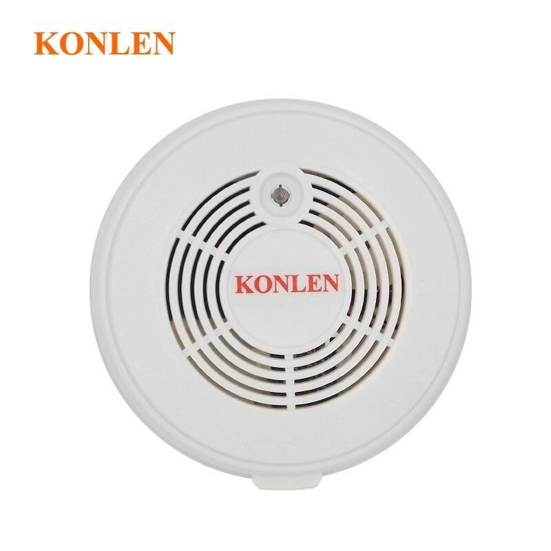 bilder für Kohlenmonoxid CO Detektor und Rauch Feueralarm Sensor Kombination Alarm Überwacht die Anwesenheit von CO oder Potenziellen Feuer.