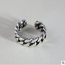 Мужское кольцо с регулируемым размером регулируемое из тайского
