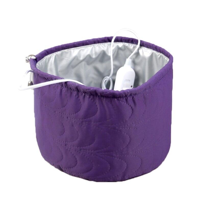 Hot Jual Pemanasan Elektrik Cap Dye Cap Rambut Untuk Pewarna Rambut - Penjagaan rambut dan penggayaan - Foto 4