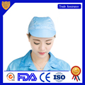 Promoção fábrica de Alta Qualidade Quente-venda Restaurante Eletrônica Antiestático Material 0.5mm de Rolagem Cap/Chapéu de Trabalho ESD