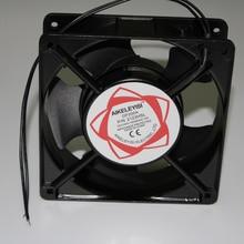 В 220 120 В осевой вентилятор 12038*120 мм * 38 мм вентилятор охлаждения для озонатора аксессуары пайки олово вытяжной вентилятор