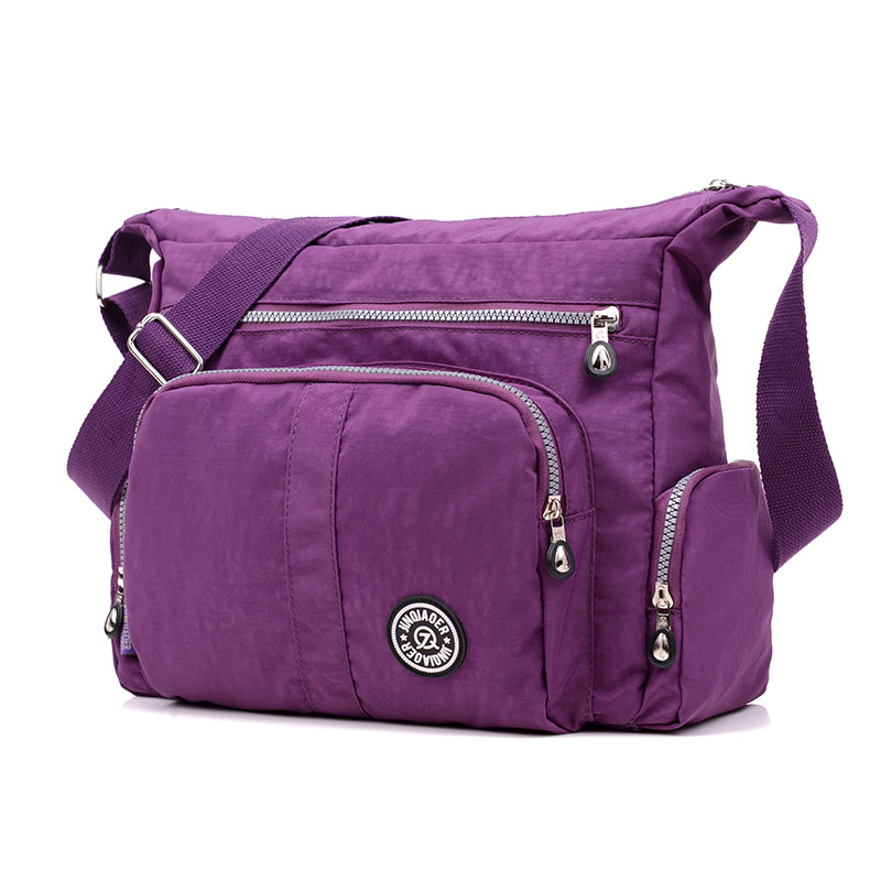Bolso KipleWomen Messenger Bag Women Waterproof Nylon Handbag Female Shoulder Bag Ladies Crossbody Bag bolsa sac a main femme de