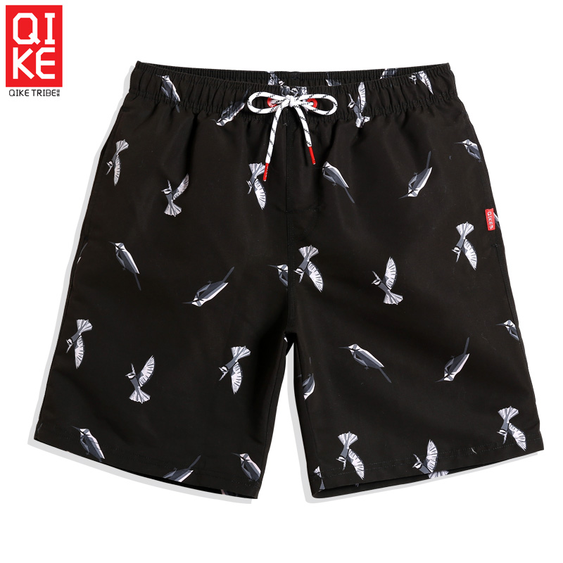 Board     shorts   Swimming trunks for men joggers swimsuit liner breach   shorts   sexy printed quick dry surfing plavky briefs mesh