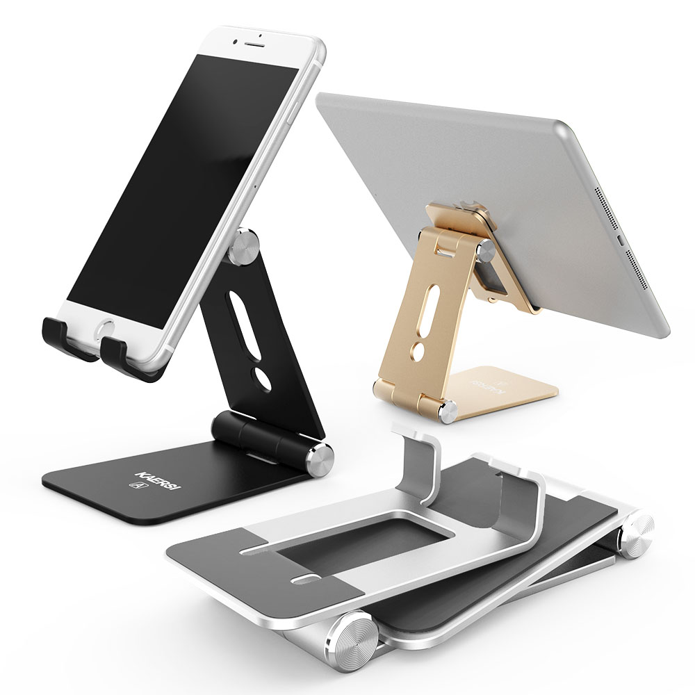 Mobile Desktop Stand Folding portable tablet mobile shelf lazy live multi desktop