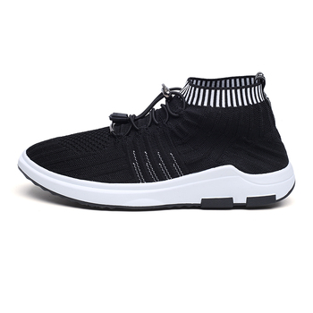 Hot Sale Running Shoes For Men Lace-up Athletic Trainers Zapatillas Sports Outdoor Walking Sneakers Trainers Zapatillas