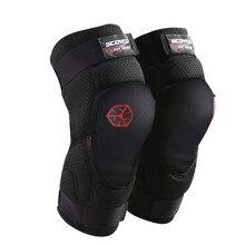 SCOYCO K16 Motorcycle Protective kneepad Motorcycle Protector Sports Racing Knee Protective Gears Racing Equipment