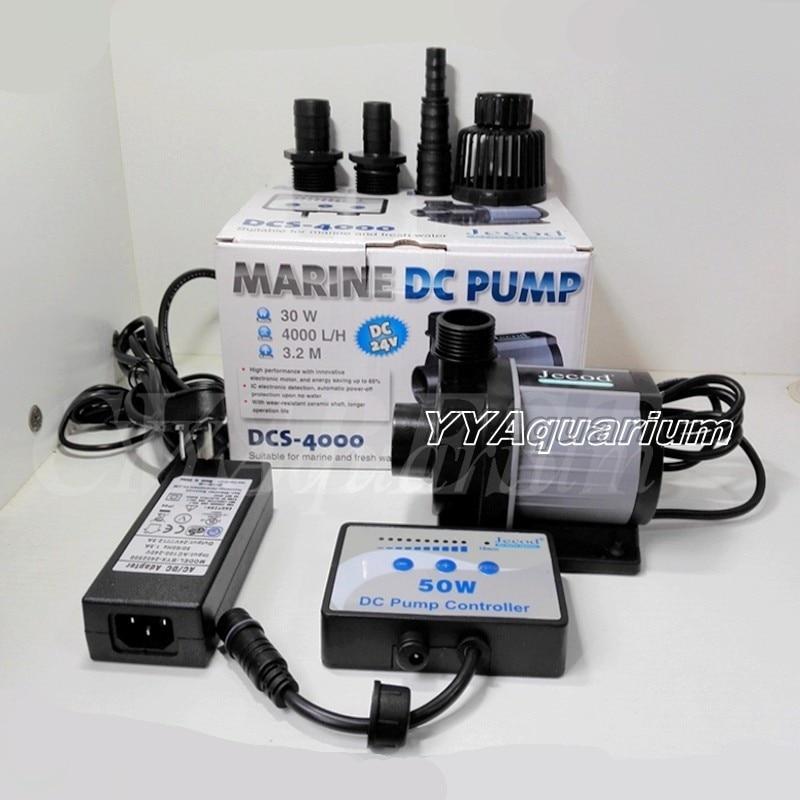 JEBAO JECOD MARINE SUBMERSIBLE VATTENPUMP 110-240V W / SPEED - Produkter för djur