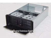 New Aluminum Panel 4U Box 6 CD 4U Server Chassis IPC Chassis