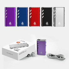 LvSmoke Ymer CBD Oil Vape Box Mod 650mAh 510 Thread VV Preheat Battery with Magnetic Adapter for All Thick Oil Cartridges Kit ect robin vape pod system kit 650mah vv preheat battery for e electronic cigarette e liquid jul cbd oil cartridge jc01 vapor kit