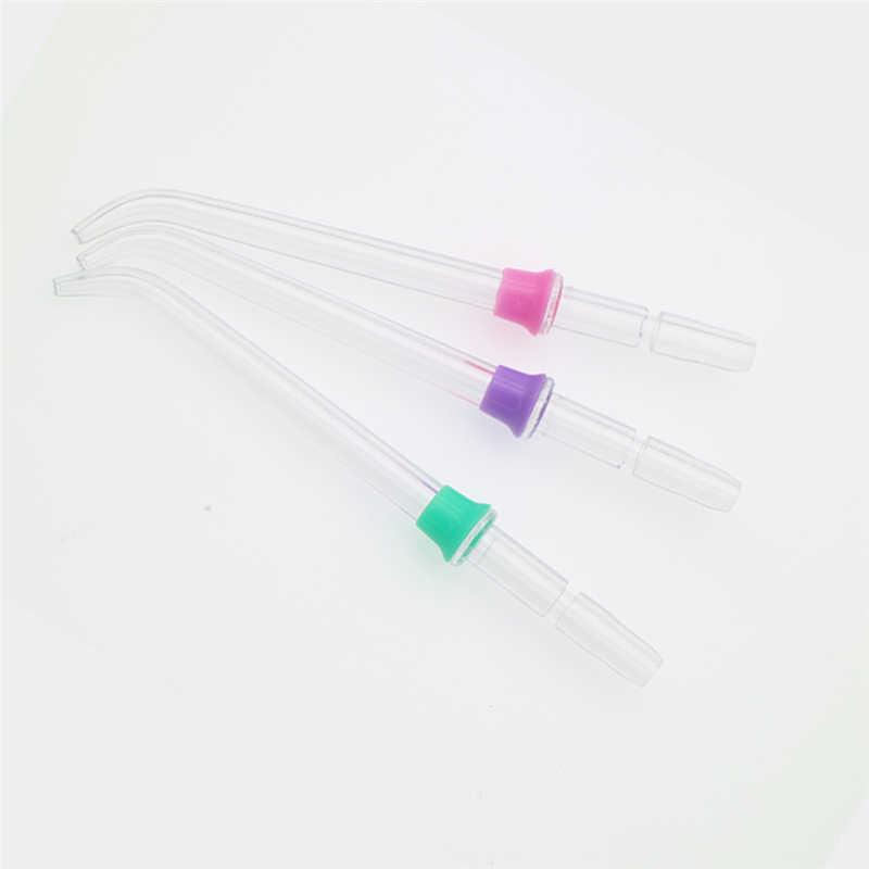 9 Buah Asli Menebal Irrigator Oral Accessorie Oral Pembersih Nozzle Kit untuk Ocarest/Nicefeel/Flycat/Waterpulse