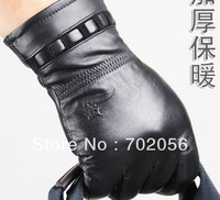 Fashion Mens Real Leather Gloves Leather GLOVE Gift Accessory Wholesale From Factory 3167