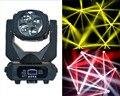 LED Супер Луч 4x25 W LED перемещение головы луч света для Бара эффект led освещение сцены