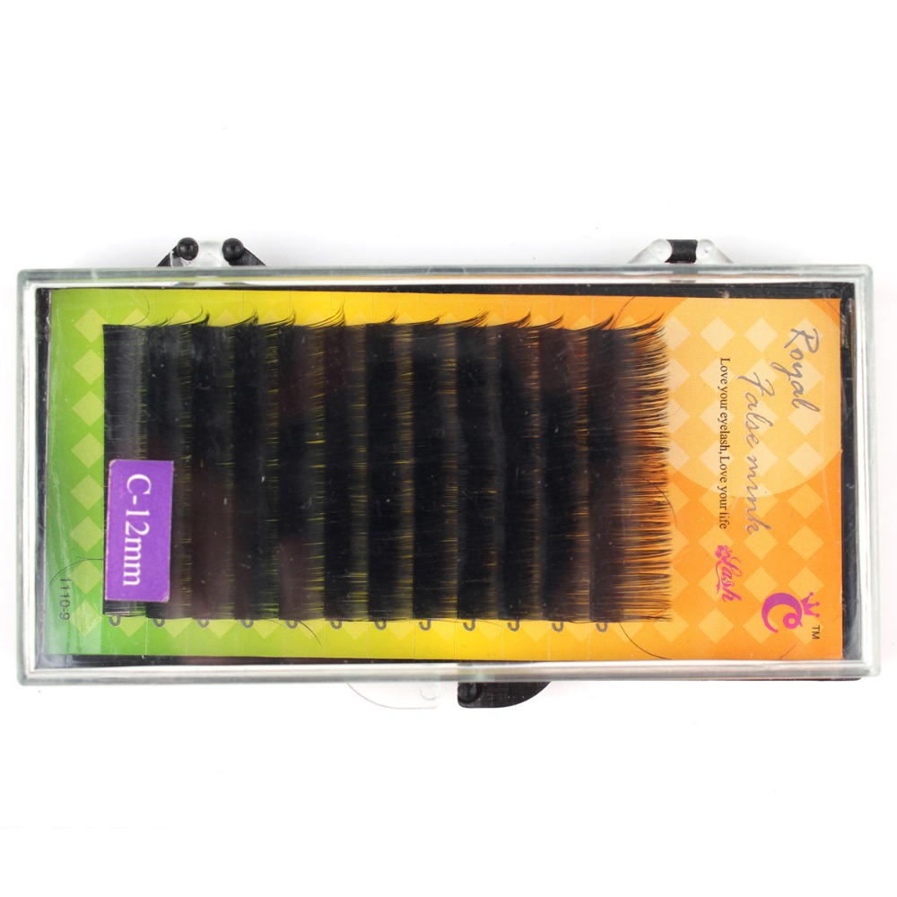 a16f86cec64 Professionals 0.1 mm C Curl Sable Mink Natural Long Soft False Eyelashes  Fashion Mink Lashes Makeup Extensions New-in False Eyelashes from Beauty &  Health ...