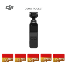 DJI Osmo Pocket the smallest 3-axis stabilized handheld camera original brand new newest DJI osmo in stock