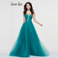 Vestido De Festa Beautiful Sweetheart Pleat Sleeveless Prom Dresses Crystal Sashes Ball Gown Party Gowns 2017
