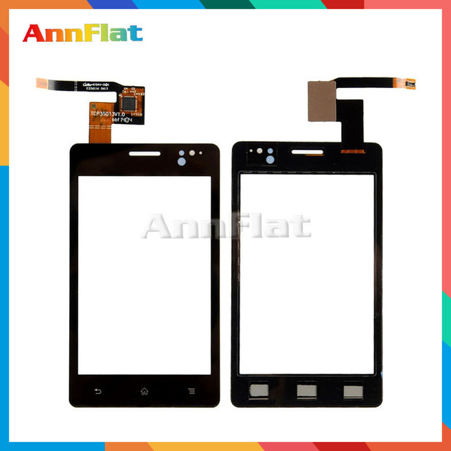 """10pcs/lot High Quality 3.5"""" For Sony Xperia Go ST27i ST27 ST27a Touch Screen Digitizer Front Glass Lens Sensor Panel"""