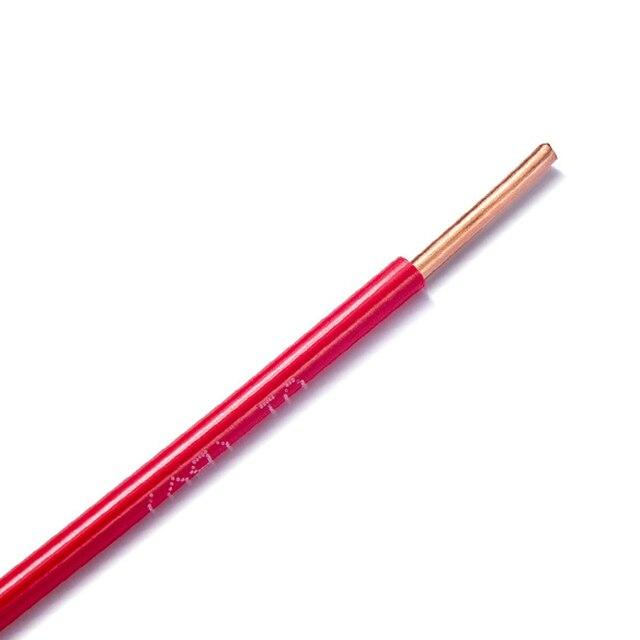Bv 2 5mm Single Stranded Single Core Hard Wire Solid Oxygen Free Copper