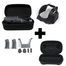 Drone Body and Remote Controller Transmitter Bag Landing Gear Leg Lens Hood Sun Shade