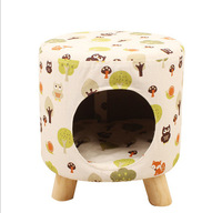 Creative kitten stool nest wear resistant and dirty cat supplies cat tree pet products cat furniture cats scratching posts
