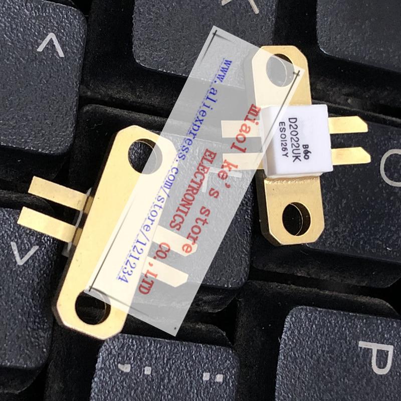 D2022UK   D2022 UK [ RF FET 45W 28V 500MHz ]  High-quality original transistorD2022UK   D2022 UK [ RF FET 45W 28V 500MHz ]  High-quality original transistor