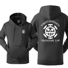 Trafalgar Law Colorful Hoodie 2017