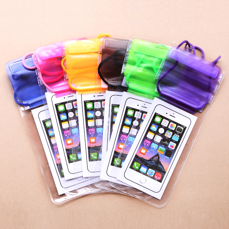 Aliexpress.com : Buy Clear Waterproof Pouch phone case for