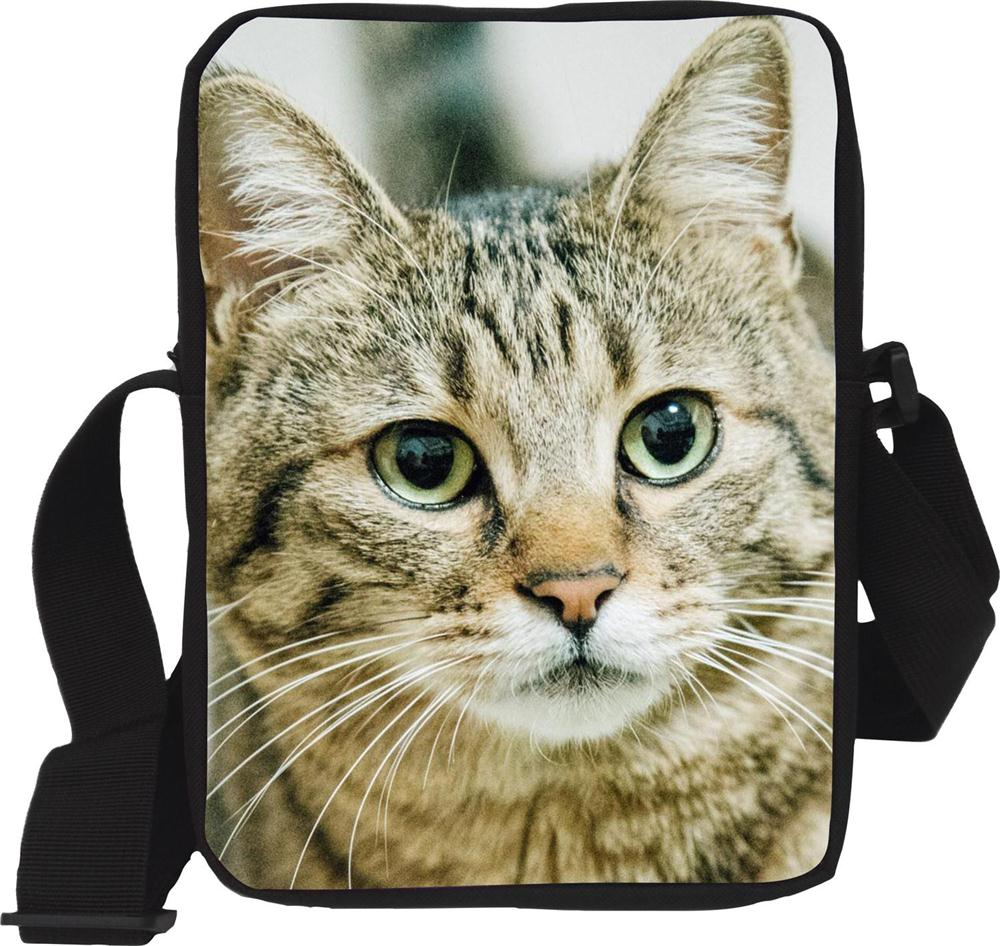Trendy Cute Cat Head Children School Bag for Girl Funny Animal Mini Should Schoolbag for Kids Kindergarten Baby Mochila infantil